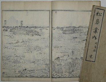 画像1: 松島図誌・松島案内 (1)