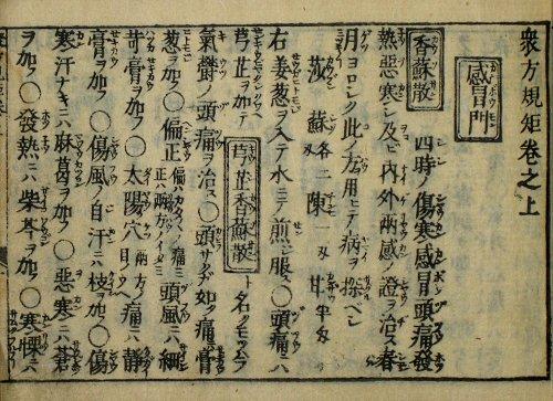 画像1: 医療衆方規矩大成 (1)